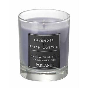 Svíčka ve skle Parlane Levander & Cotton