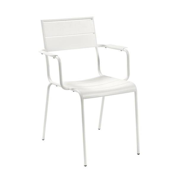 Jasnoszare krzesło La Forma Allegian