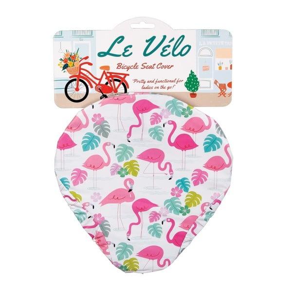 Husă pentru șaua bicicletei Rex London Flamingo Bay