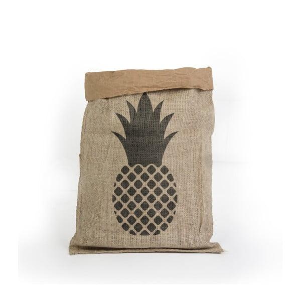 Úložný koš z recyklovaného papíru Surdic Yute Pinata