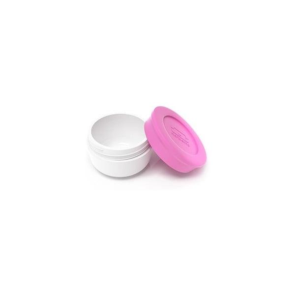 Růžovobílý omáčník Monbento, 28 ml