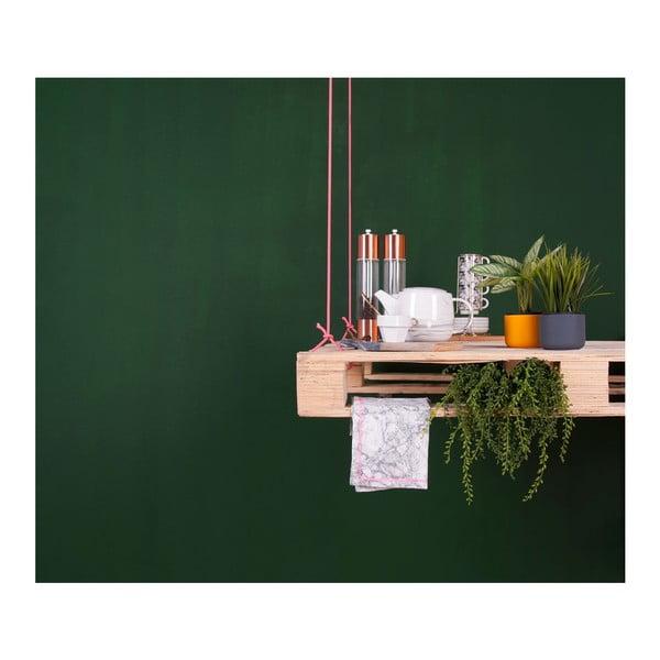Kuchyňská utěrka Marble Grey, 50x70 cm