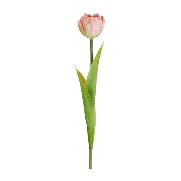 Umělá květina Tulip Rose