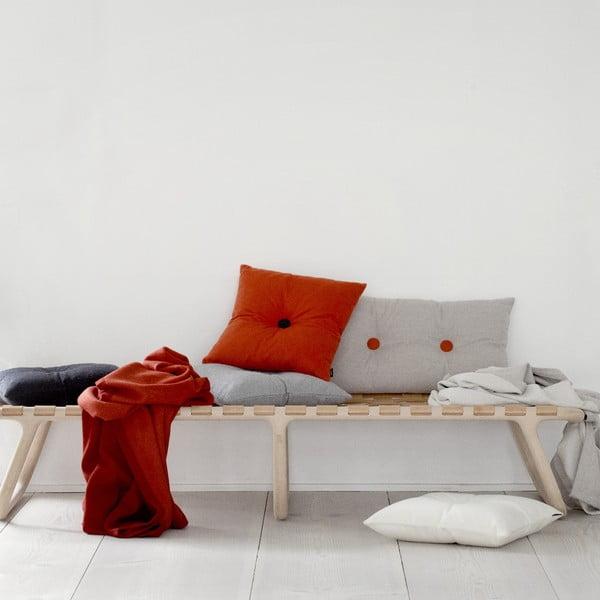 Oranžový Creative, čtvercový