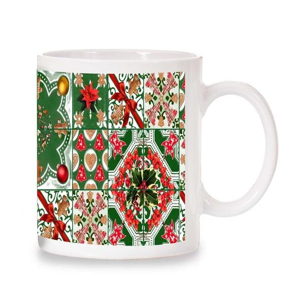 Hrnček Crido Consulting Christmas Mosaic