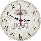 Nástěnné hodiny Sweet Home, 30 cm