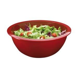 Červená salátová mísa Westmark, 31 x 15 cm