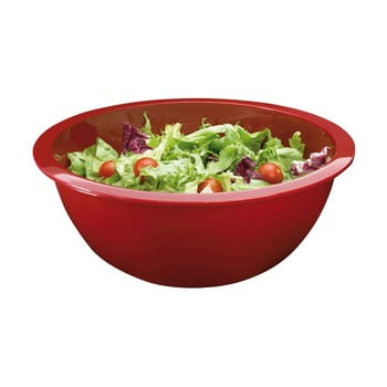 Bol salată Westmark, 31 x 15 cm, roșu