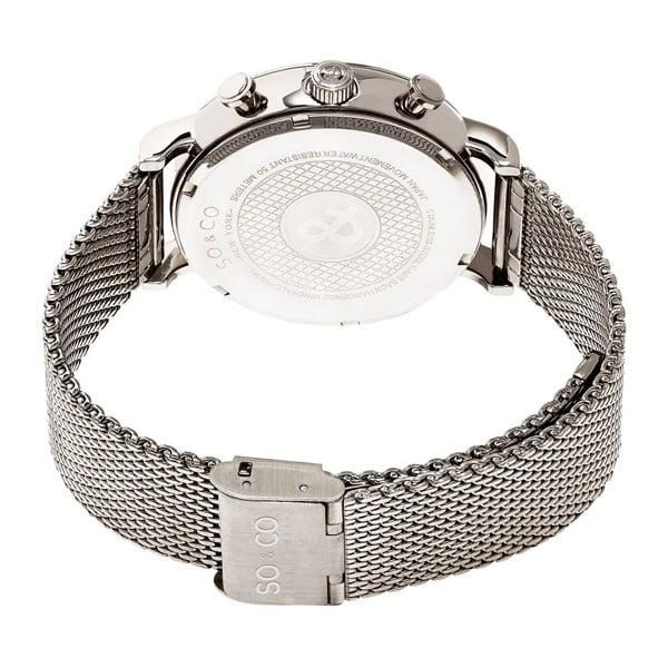 Pánské hodinky Monticello Richman Silver/Black