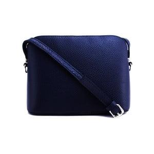 Modrá kabelka z pravé kůže GIANRO' Bar