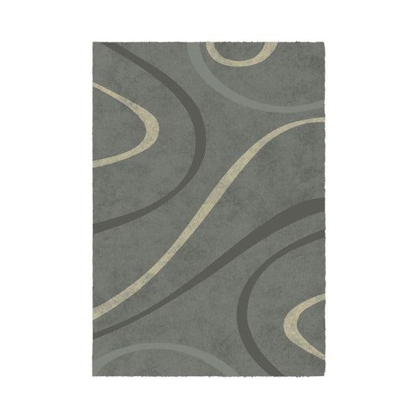 Koberec Ocean 120x170 cm, šedý