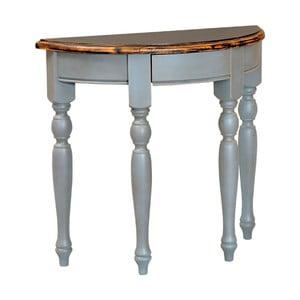Půlkruhový konzolový stolek Transilvania Spruce