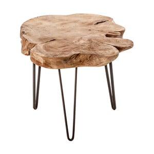 Măsuță din lemn de teac VICAL HOME Tasay