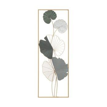 Decorațiune suspendată metalică Mauro Ferretti Lotus B, 31 x 89,5 cm imagine