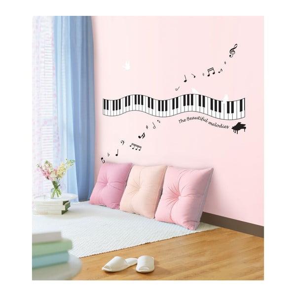 Samolepka Piano Melody