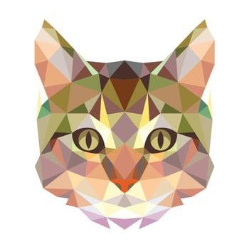 Autocolant Fanastick Origami Cat de la Ambiance