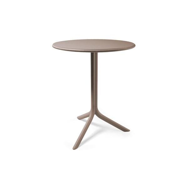 Stůl Spritz Tortora, hnědá