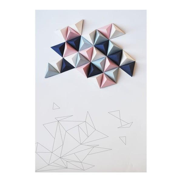 Dekorace Triangle no. 2