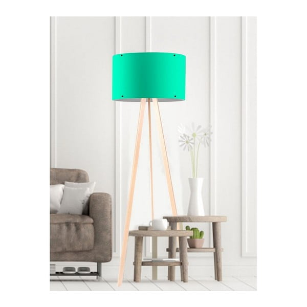 Simple zöld állólámpa