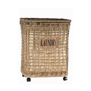 Koš na prádlo  z koboo ratanu HSM Collection  Laundry