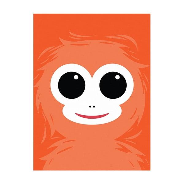 Plakát Opice, A3