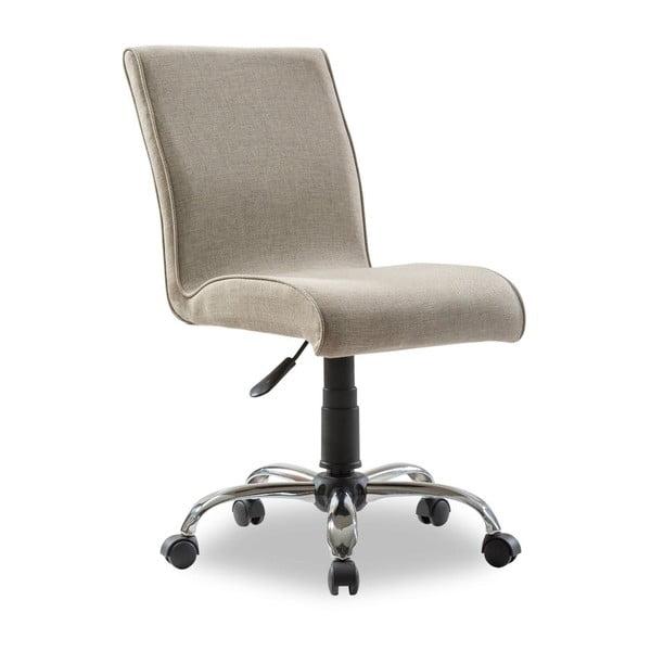 Soft Chair Beige bézs gurulós szék