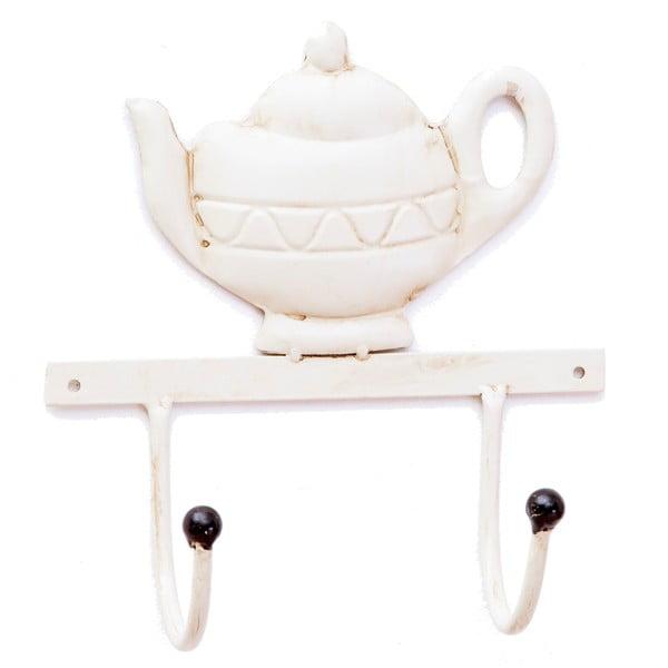 Nástěnný věšák Bolzonella White Teapot