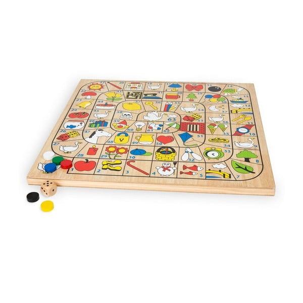 Dětská hra Goose Game