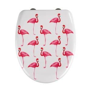 Capac WC Wenko Flamingo, 45 x 38 cm