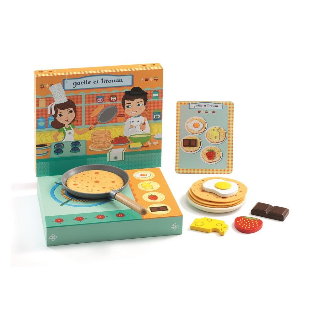 Dětská sada na vaření Djeco Palačinky