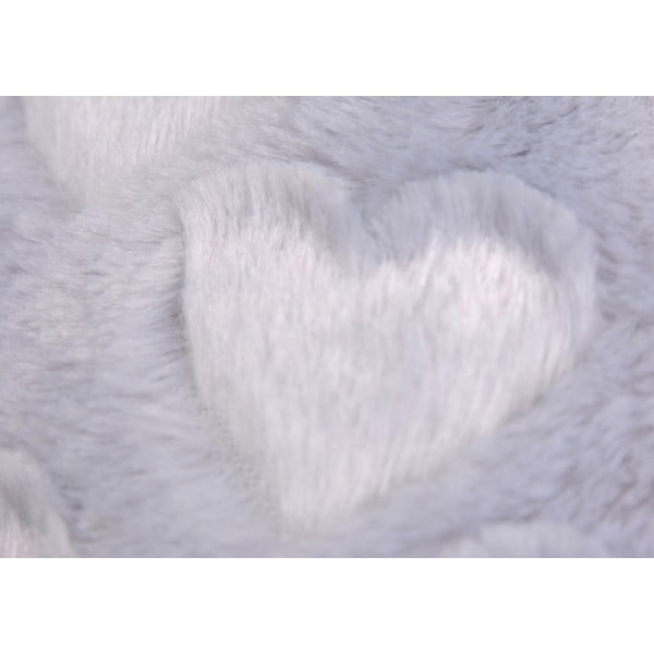Deka Grey Amour, 170x130 cm