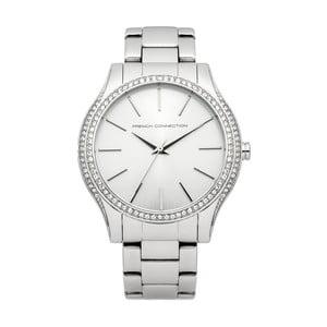 Stříbrné dámské hodinky French Connection Céleste