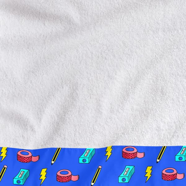 Sada 2 ručníků Sports, 50x100 cm a 70x140 cm