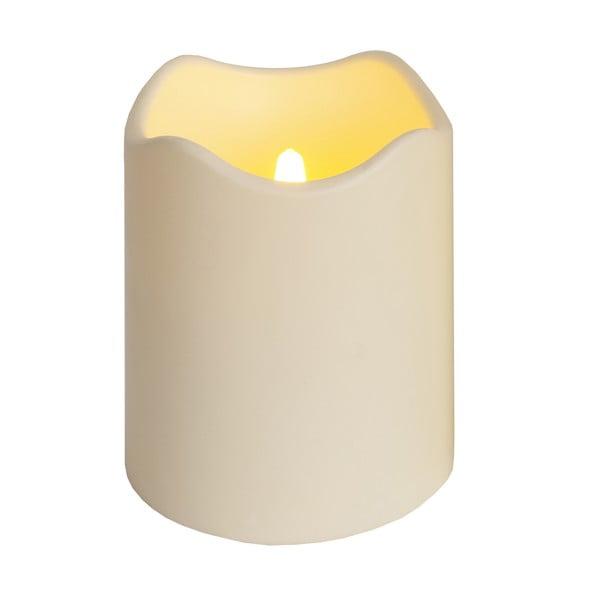 Bezpečná svíčka s LED žárovkou, 12,5 cm