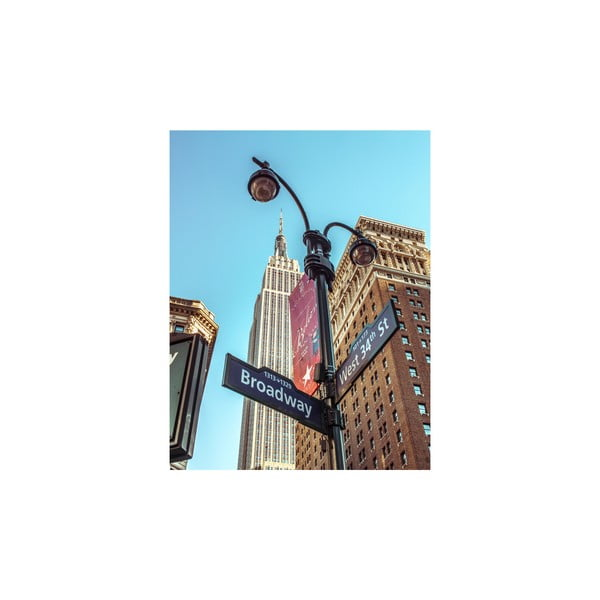Obraz Empire State Building, 50x65 cm