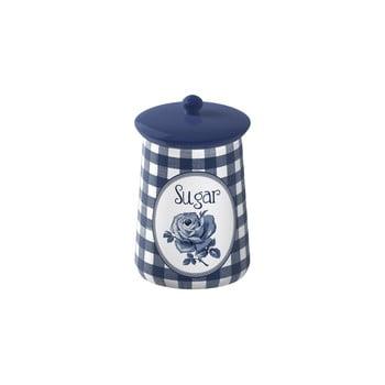 Recipient din porțelan pentru zahăr Creative Tops Vintage Indigo, ⌀ 9 cm de la Creative Tops