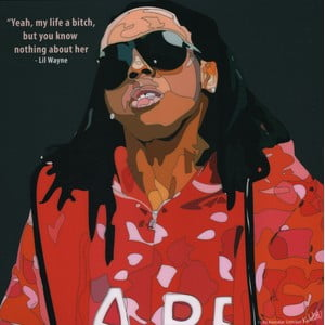 Obraz Lil Wayne