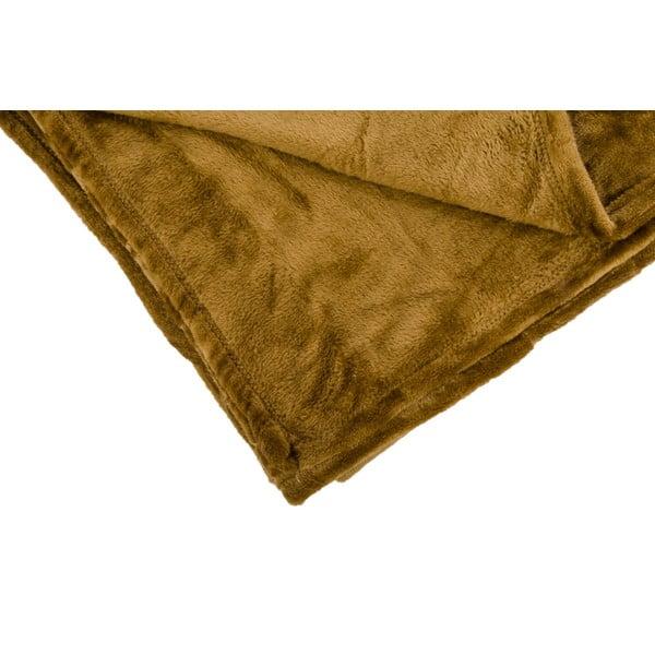 Pléd Toison Green, 125x150 cm