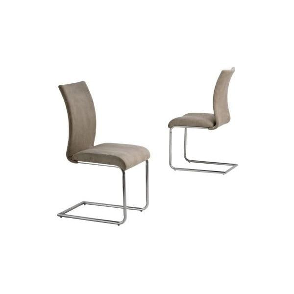 1 židle Firenze Steel