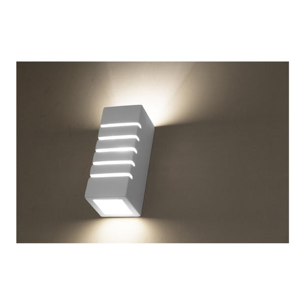 Nástěnné keramické světlo Nice Lamps Remo