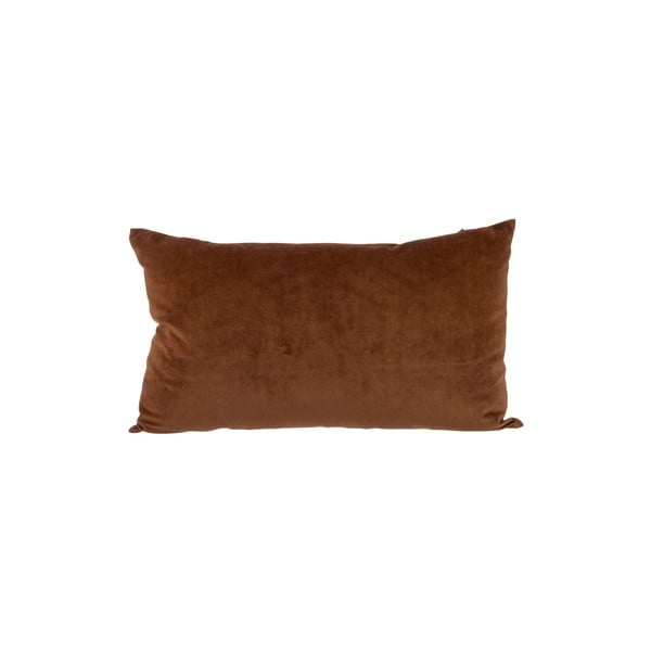 Polštář Leather Velvet, 30x50 cm