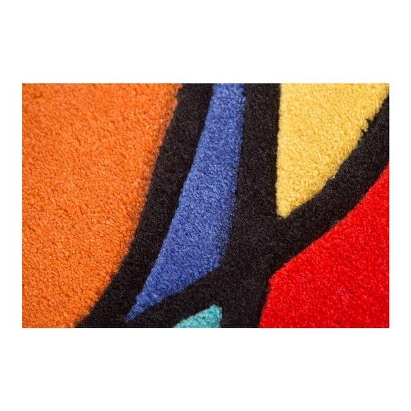 Koberec Flair Rugs Spectre Black/Multi, 120 x 170 cm