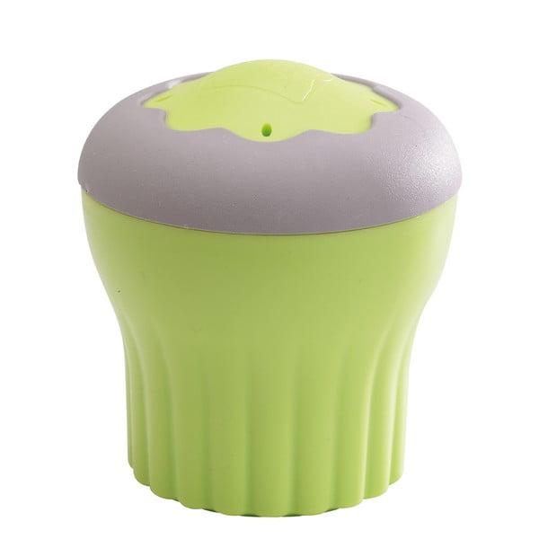 Formička na pečení dortíků v mikrovlnce Jean Dubost, zelená