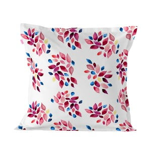Bavlněný povlak na polštář Happy Friday Cushion Cover Festive Leafes,60x60cm