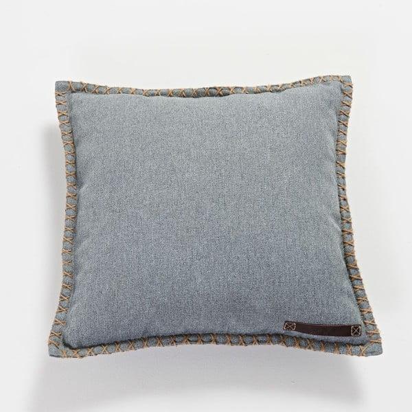 Polštář Medley CUSHIONit Dusty Blue, 41x41 cm