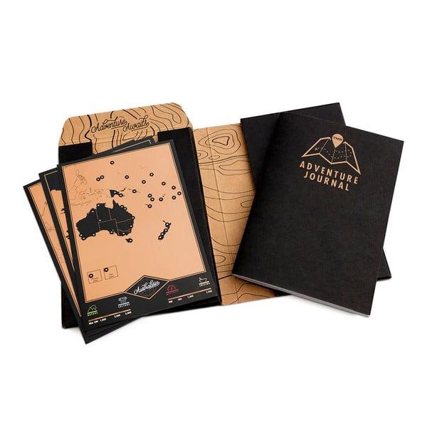 Set pentru călători Adventure Journal