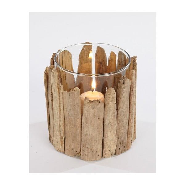 Svícen Artesania Esteban Ferrer Driftwood