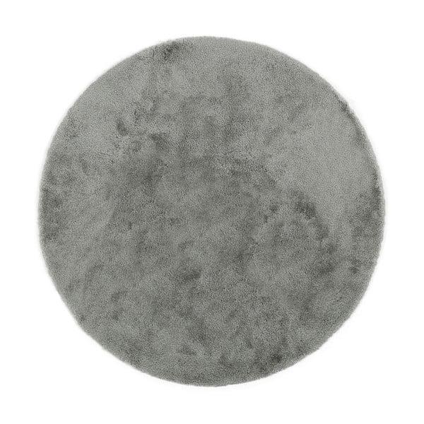 Sivá predložka do kúpeľne Confetti Bathmats Miami, 100×100cm