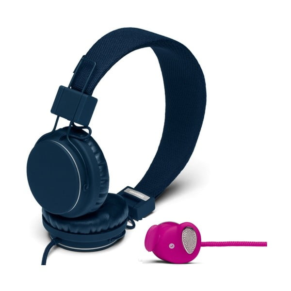 Sluchátka Plattan Indigo + sluchátka Medis Raspberry ZDARMA