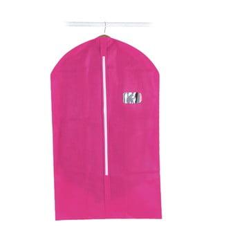 Husă pentru îmbrăcăminte JOCCA Suit, 101 x 60 cm, roz imagine